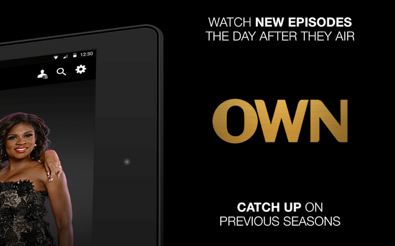own tv network app 3