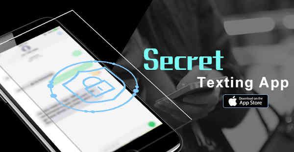 Secret Text App