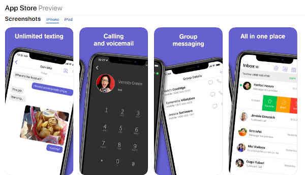 text talk free app