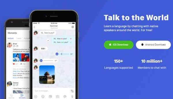 talk text free app