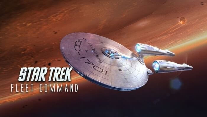 Star Trek Fleet Command MOD APK