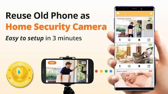 Alfred Home Security Premium Apk