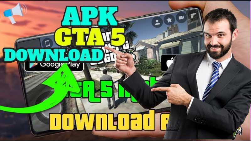 GTA 5 Installer Mobile Edition Apk