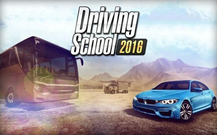 Driving School 2016 MOD APK