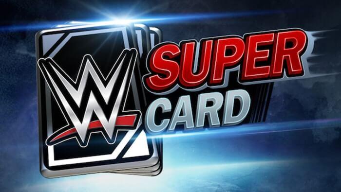 WWE SuperCard MOD APK